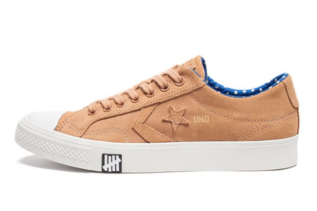 Undefeated Converse Born Not Made Collection Star Player 1