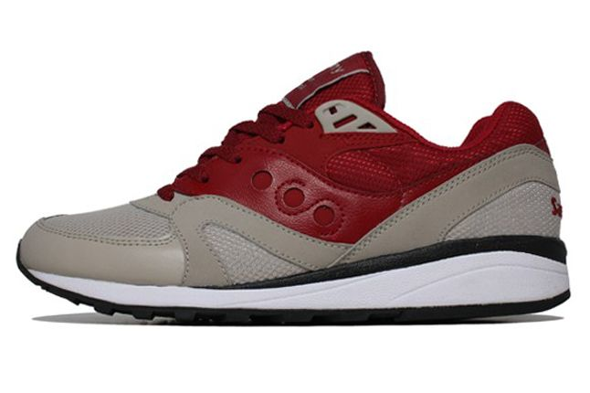 Saucony Master Control Red Side 1