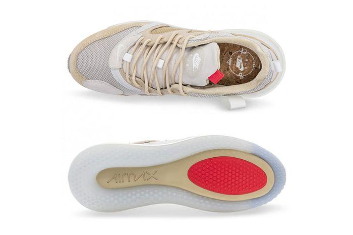 Odell Beckham Jr Nike Air Max 720 Obj Desert Ore Ck2531 200 Release Date Outsole