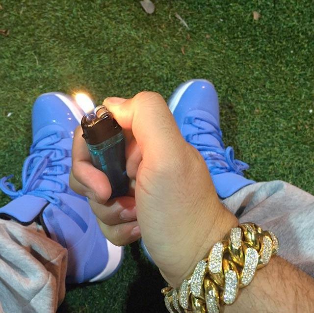 Sneaker Style Profile Dj Khaled 30