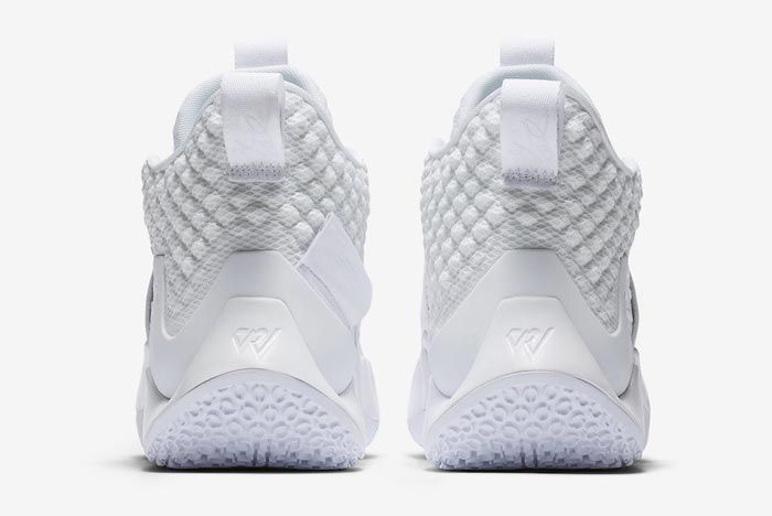 Jordan Why Not Zer0 2 All White Heels
