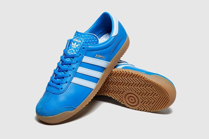 Size Adidas Zurich Og Blue 149355 Release Date Pair