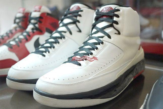 Air Jordan Ii Michael Jordan Building 1 1