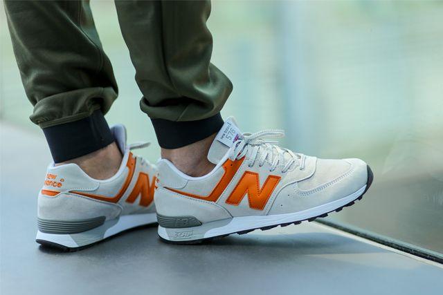 New Balance 576 Orange Pack 8