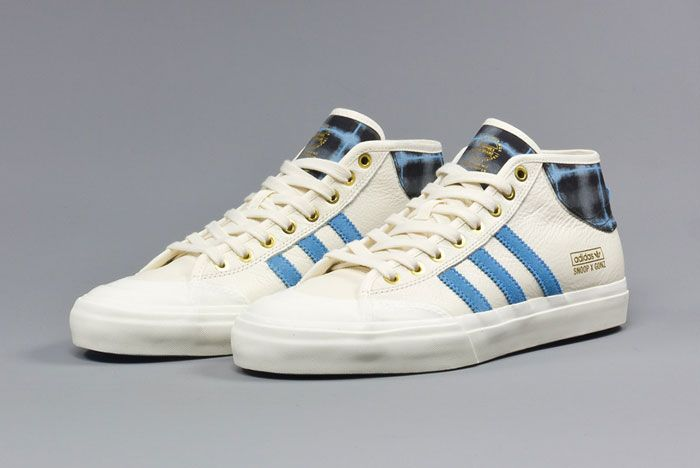 Adidas Atchcourt Mid Snoop X Gonz 5