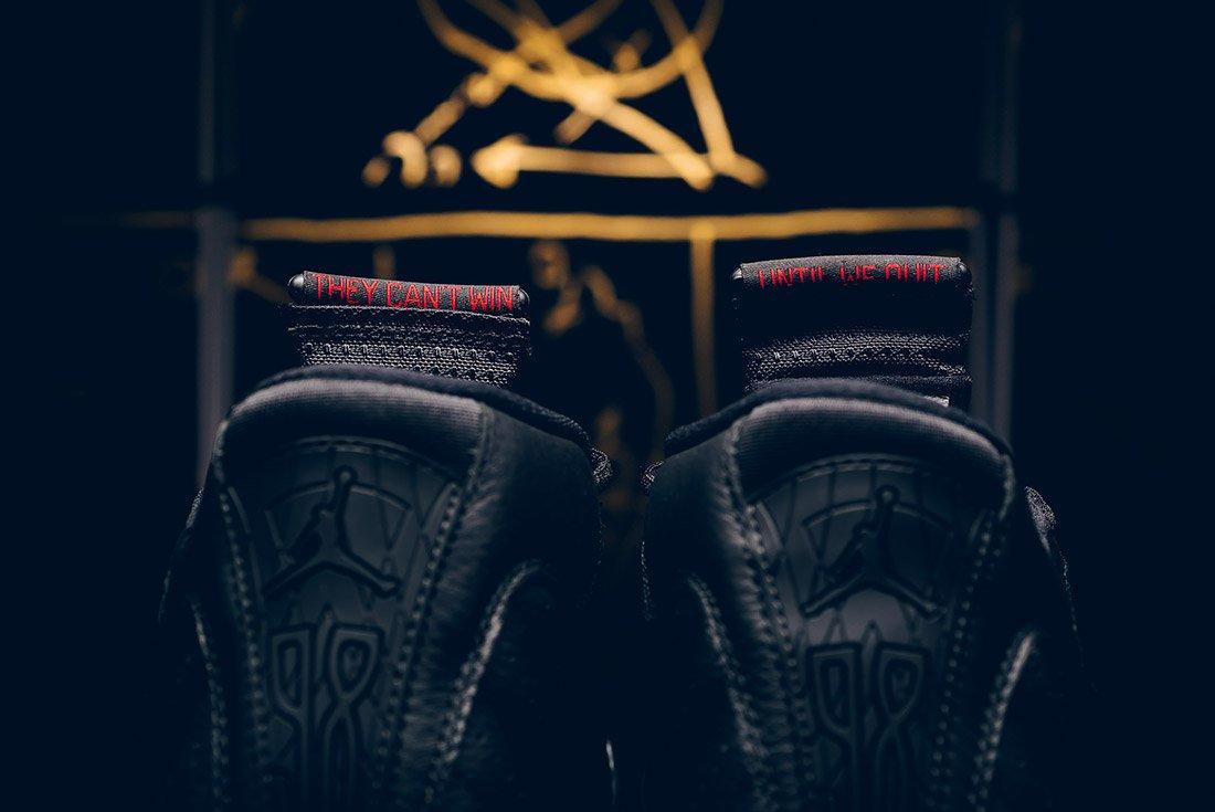 Air Jordan Defining Moments Finals Pack 4