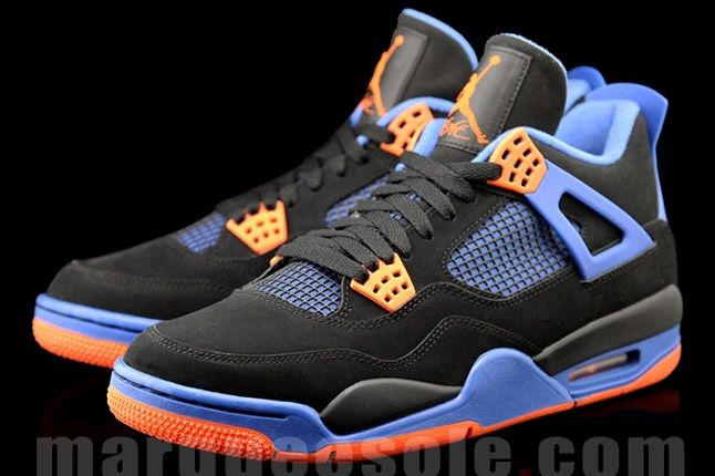 Air Jordan 4 New York Knicks 2 1