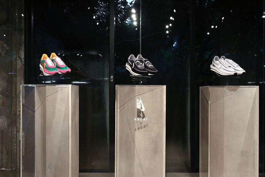 Tokyo Pop Up Launch Sacai X Nike Party15