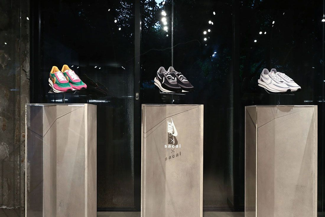 Tokyo Pop Up Launch Sacai X Nike Party15