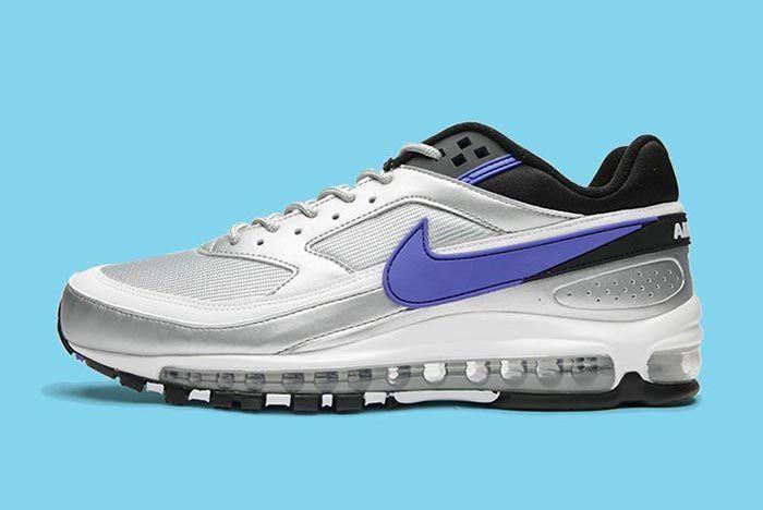 Nike Silver Bullet Persian Bw