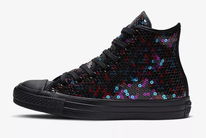 Converse Chuck Taylor All Star Sequin Black 1