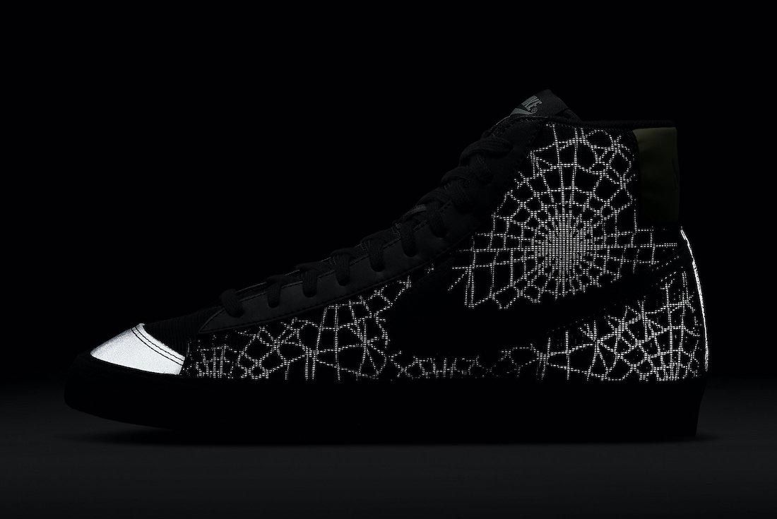Nike Blazer Mid 'Spider Web'