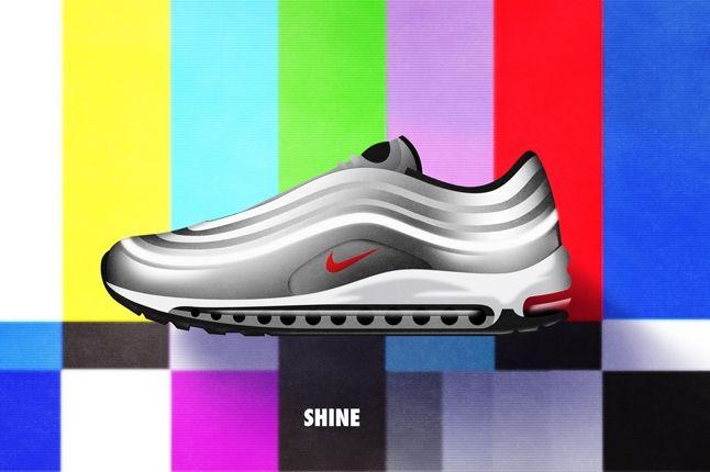 Nike Matt Stevens Airmax 97 Shine 1