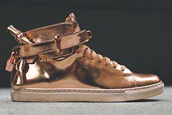 Buscemi 100Mm Rose Gold Thumb