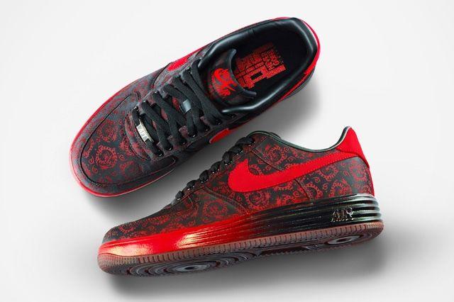 Nike Lunar Force 1 Ignite Shanghai 2013
