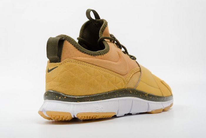 Nike Free Ace Lthr Haystack 4