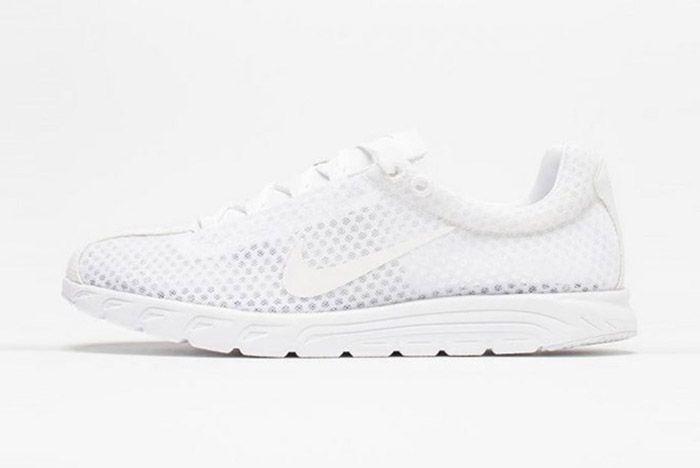 Nike Mayfly Prm White 2