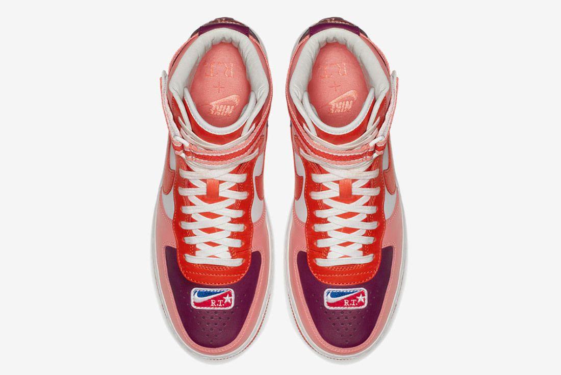 Riccardo Tisci Nike Air Force 1 High 11