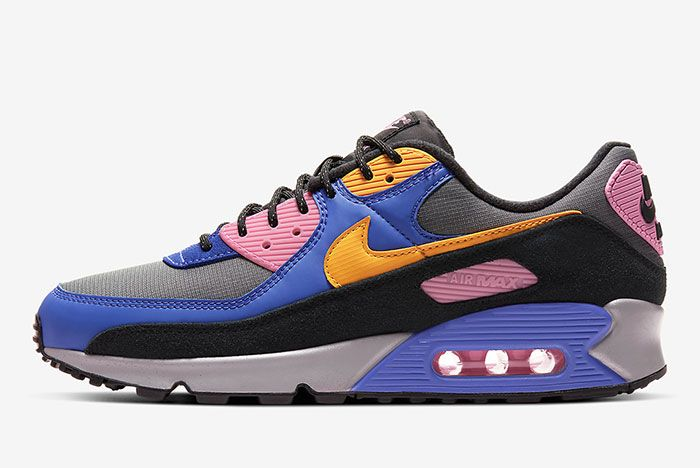 Nike Air Max 90 Acg Cn1080 500 Lateral Side Shot