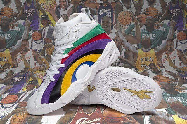 Sneakersnstuff Reebok Shaqnosis Og Tribute 4