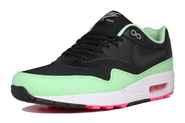 Nike Air Max 1 Fb Fresh Mint Pink Flash Quarter 1