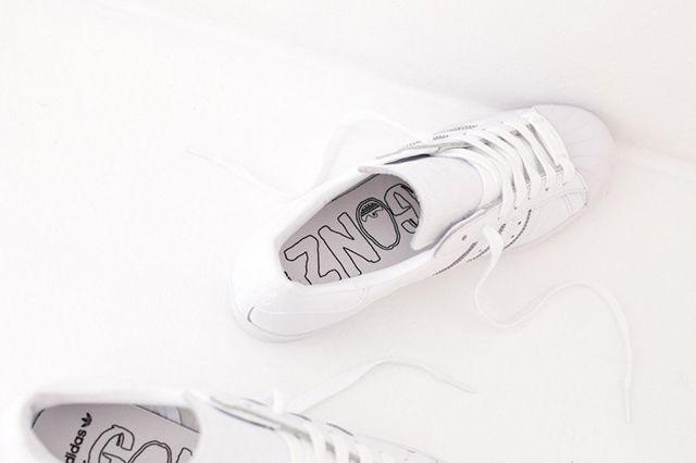 Adidas Superstar 80S Gonz White 4