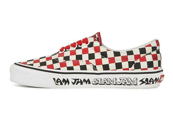 Slam Jam X Vans Slip On 3