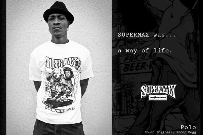 Supermax Thehundreds5 1