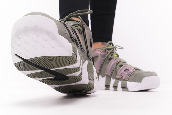 Nike Air More Uptempo Dark Stucco 2