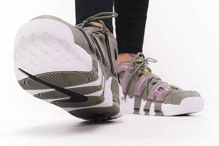 Nike Air More Uptempo Dark Stucco 2