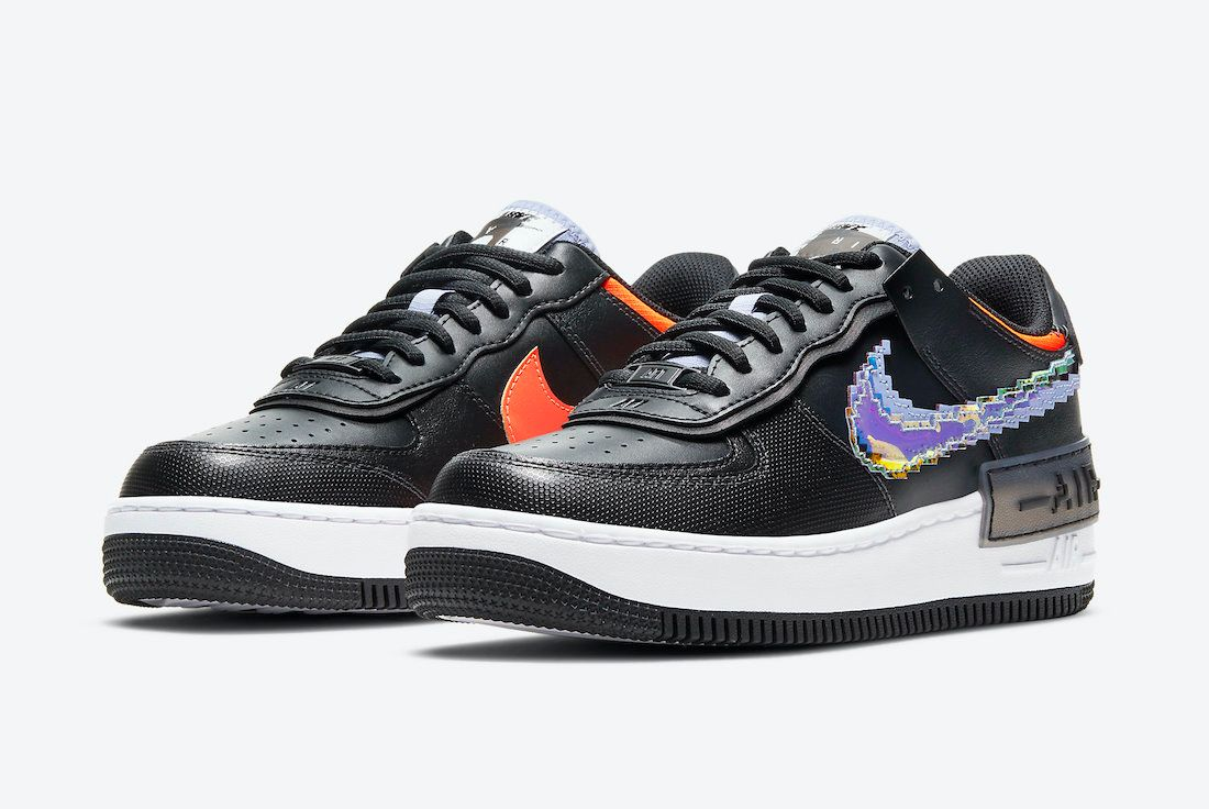 Nike Air Force 1 Shadow Pixel