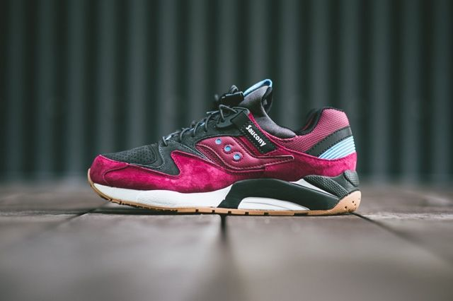 Saucony Grid 9000 2014 Spring Delivery 12