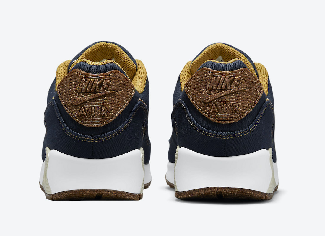 Nike Air Max 90 Cork Obsidian