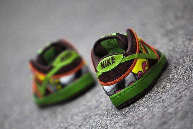 Nike Sb De La Soul Low 4