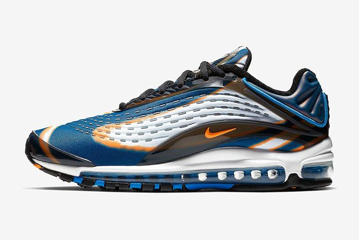 Nike Air Max Deluxe Blue Force 1