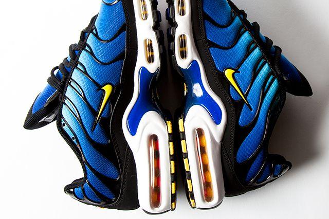 Nike Air Max Plus Hyper Blue 10