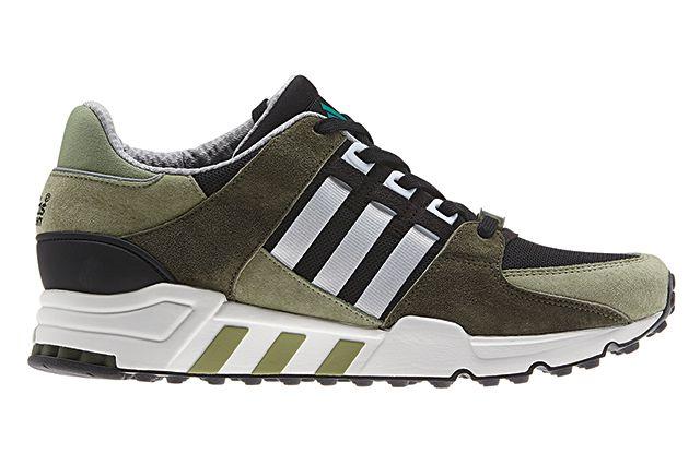 Adidas Originals Eqt Premium Suede Pack 14