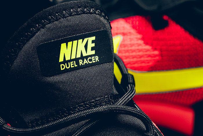 Nike Duel Racer Crimson Volt 2