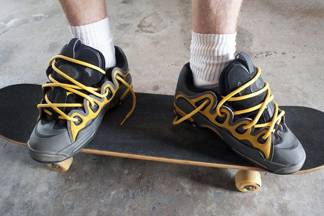 Early-2000s Skateboarding