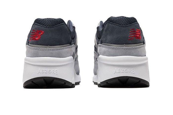 No Vacany New Balance 850 Blue Heel
