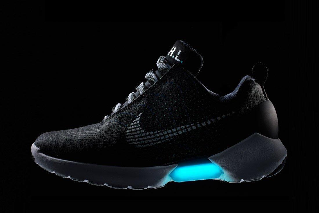 Nike Hyperadapt 1 0 Black 3