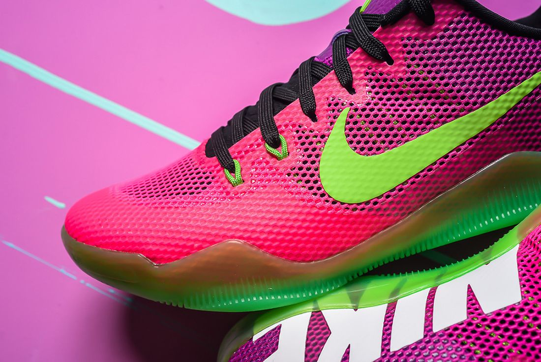 Nike Kobe 11 Mambacurial Pink Plum 5