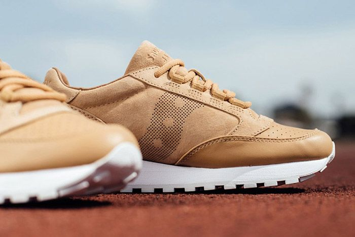 Saucony Jazz Original Luxe Pack Tan 1