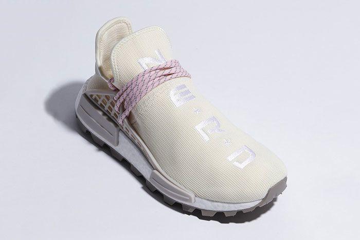 Adidas Nmd Hu Pharrell Nerd White 3