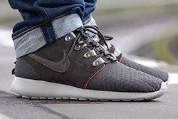 Nike Roshe Run Mid Winter Smokey Volt Thumb