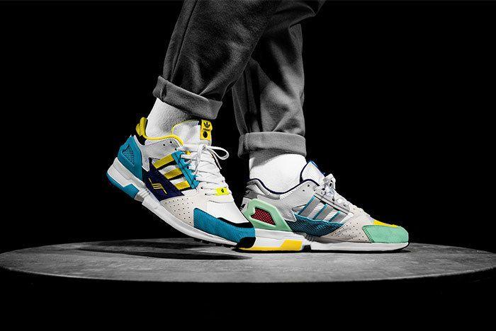 Overkill X Adidas Zx10000 Consortium Sneaker Freaker13
