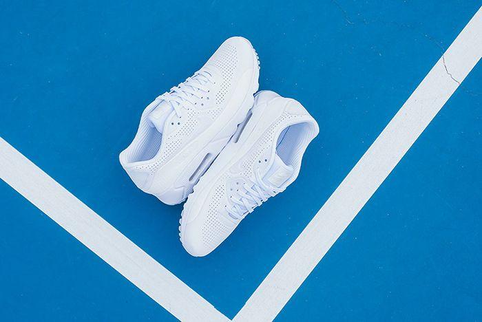 Nike Air Max 90 Ultra Moire Triple White 7
