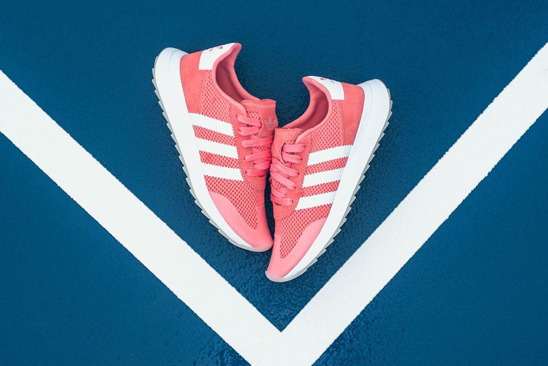 Adidas Flashback Womens Rose Pink6