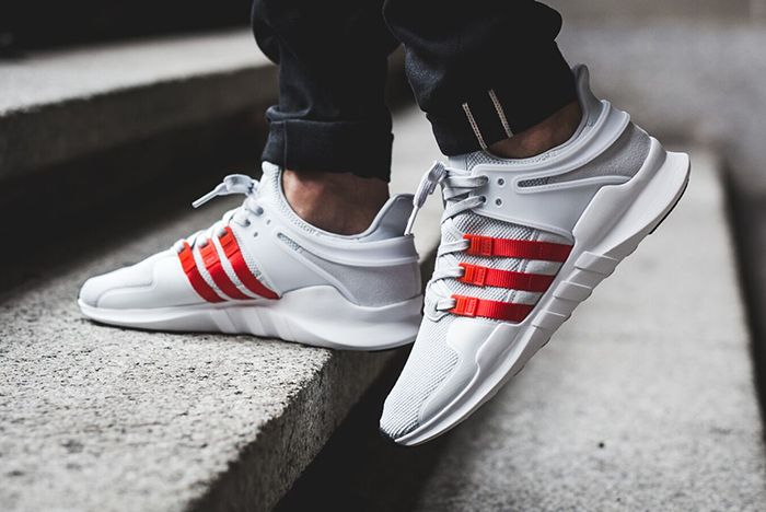 Adidas Eqt Support Bold Orange Packfeature New