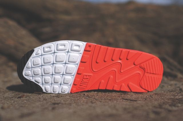 Nike Am90 Jacquard Infrared Bump 6